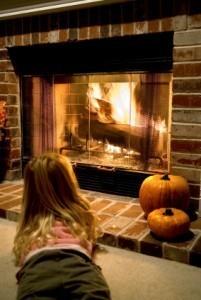 enjoying-the-fireplace